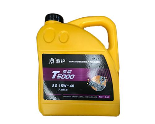 15W-40合成汽油机油