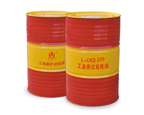 工业闭式齿轮油